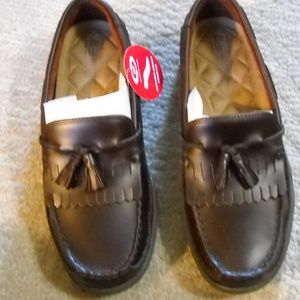 MEN'S NEW BASS LOAFERS SIZE 12W